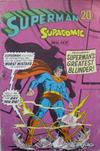 Cover for Superman Supacomic (K. G. Murray, 1959 series) #117
