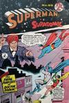 Cover for Superman Supacomic (K. G. Murray, 1959 series) #89