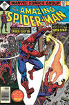 Cover Thumbnail for The Amazing Spider-Man (1963 series) #167 [Whitman]