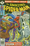 Cover for The Amazing Spider-Man (Marvel, 1963 series) #165 [Whitman]