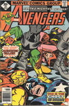 Cover Thumbnail for The Avengers (1963 series) #157 [Whitman Edition]