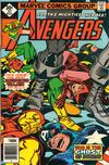 Cover Thumbnail for The Avengers (1963 series) #157 [Whitman]