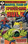 Cover for Marvel Team-Up (Marvel, 1972 series) #54 [Whitman]