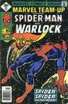 Cover for Marvel Team-Up (Marvel, 1972 series) #55 [Whitman]