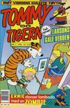 Cover for Tommy og Tigern (Bladkompaniet / Schibsted, 1989 series) #3/1992