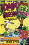 Cover for Tommy og Tigern (Bladkompaniet / Schibsted, 1989 series) #4/1992