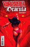 Cover for Vampirella vs. Dracula (Dynamite Entertainment, 2012 series) #3
