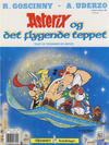 Cover Thumbnail for Asterix (1969 series) #28 - Asterix og det flygende teppet [3. opplag]