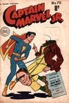 Cover for Captain Marvel Jr. (Cleland, 1947 series) #70