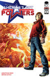 Cover for America's Got Powers (Image, 2012 series) #1