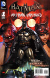 Cover for Batman: Arkham Unhinged (DC, 2012 series) #1