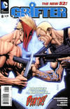 Cover for Grifter (DC, 2011 series) #8