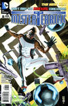Cover for Mister Terrific (DC, 2011 series) #8