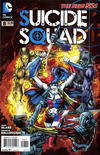 Cover for Suicide Squad (DC, 2011 series) #8