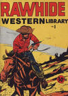 Cover for Rawhide Western Library (Yaffa / Page, 1974 series) #1