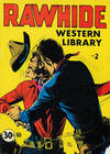 Cover for Rawhide Western Library (Yaffa / Page, 1974 series) #2