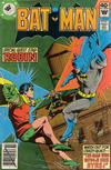 Cover for Batman (DC, 1940 series) #316 [Whitman Variant]