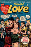 Cover for Teenage Love (Magazine Management, 1952 ? series) #21
