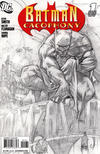 Cover Thumbnail for Batman Cacophony (2009 series) #1 [Adam Kubert Sketch Variant Cover]