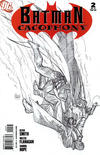 Cover Thumbnail for Batman Cacophony (2009 series) #2 [Adam Kubert Sketch Variant Cover]