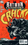 Cover Thumbnail for Batman Cacophony (2009 series) #2 [Cover B - Variant Cover]