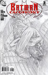 Cover Thumbnail for Batman Cacophony (2009 series) #3 [Limited Edition Sketch Cover]