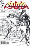 Cover for Batman: Odyssey (DC, 2010 series) #2 [Sketch cover]