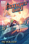 Cover for Danger Girl: Revolver (IDW, 2012 series) #1 [Cover B]