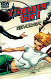 Cover for Danger Girl: Revolver (IDW, 2012 series) #3 [Cover A]
