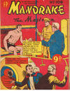 Cover for Mandrake the Magician (Feature Productions, 1950 ? series) #108