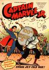 Cover for Captain Marvel Jr. (L. Miller & Son, 1950 series) #66 [6 Pence Variant]