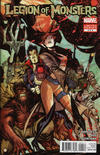 Cover Thumbnail for Legion of Monsters (2011 series) #4