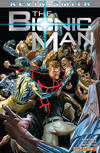 Cover for Bionic Man (Dynamite Entertainment, 2011 series) #8 [Cover A (Main) Alex Ross]