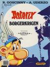 Cover Thumbnail for Asterix (1969 series) #25 - Borgerkrigen [4. opplag]