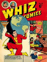 Cover Thumbnail for Whiz Comics (L. Miller & Son, 1950 series) #86