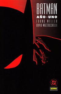 Cover Thumbnail for Batman: Año Uno (NORMA Editorial, 2002 series)