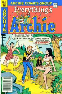 Cover Thumbnail for Everything's Archie (Archie, 1969 series) #97