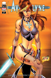 Cover for Avengelyne (Image, 2011 series) #7