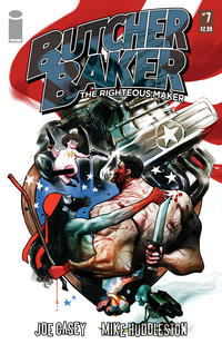 Cover Thumbnail for Butcher Baker, the Righteous Maker (Image, 2011 series) #7