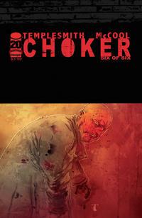 Cover Thumbnail for Choker (Image, 2010 series) #6