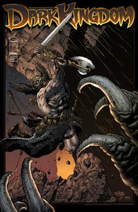 Cover Thumbnail for Frank Frazetta's Dark Kingdom (Image, 2008 series) #1