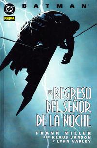 Cover Thumbnail for Batman: El Regreso del Señor de la Noche (NORMA Editorial, 2001 series)