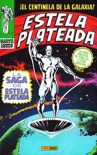 Cover Thumbnail for Marvel Gold: Estela Plateada de Stan Lee y John Buscema (Panini España, 2010 series)