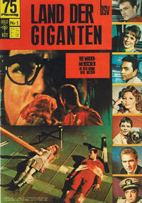 Cover Thumbnail for Land der Giganten (BSV - Williams, 1969 series) #1