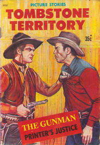 Cover Thumbnail for Tombstone Territory (Magazine Management, 1975 series) #3522