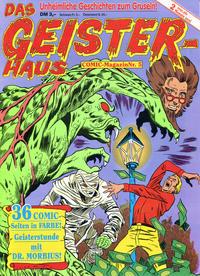 Cover Thumbnail for Das Geisterhaus (Condor, 1989 series) #5