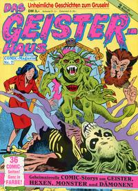 Cover Thumbnail for Das Geisterhaus (Condor, 1989 series) #7