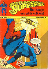 Cover Thumbnail for Superman Classics (Classics/Williams, 1971 series) #10