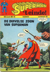 Cover Thumbnail for Superman Classics (Classics/Williams, 1971 series) #18