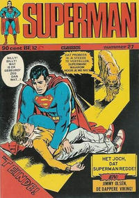 Cover Thumbnail for Superman Classics (Classics/Williams, 1971 series) #27